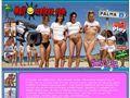 Jungfraeuliche Teengirls im Sexurlaub auf Malorca hart durchgefickt